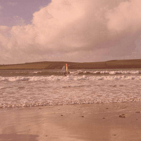 Surf, swim, sail or sunbathe